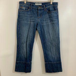 Joe's Jeans The Socialite Kicker 29 Crop Jeans